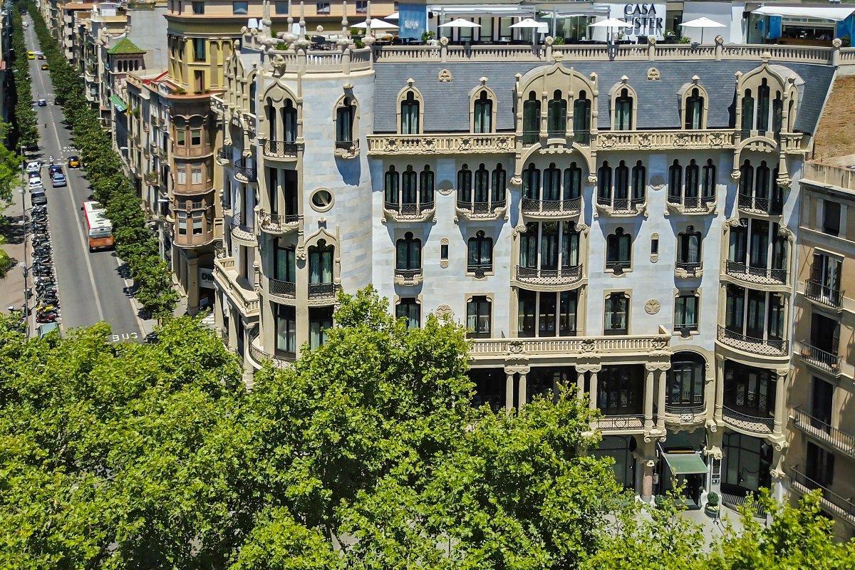 Hotel Casa Fuster Vila De Gracia Urbanbooker